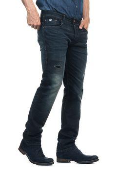 Jeans Pants, Denim Jeans, Denim Fashion, Fashion Outfits, Estilo Jeans, Looks Jeans, Fitness Inspiration Body, Hommes Sexy, Menswear