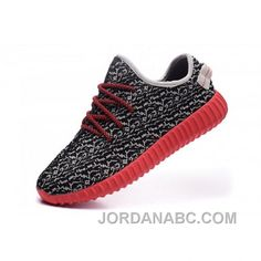 http://www.jordanabc.com/mens-shoes-adidas-yeezy-boost-350-red-and-black.html MEN'S SHOES ADIDAS YEEZY BOOST 350 RED AND BLACK Only $109.00 , Free Shipping!