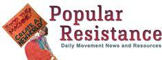 Popular Resistance Newsletter – Organized Resistance Brings Sweeping Change, Lessons for US   PopularResistance.Org