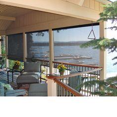 Residential Solar Shades Honeycomb Shades, Solar Shades, Soft Light, Insulation, Pergola, Outdoor Structures, Patio, Outdoor Decor, Home Decor
