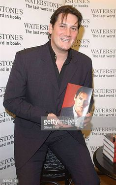Spandau Ballet singer Tony Hadley signs copies of his new autobiography 'To Cut a Long Story Short' at Waterstones Oxford Street on May 5 2004 in. Oxford Street, Book Signing, London, Hadley, Singer, Messages, News, Fictional Characters, Skinny Jeans
