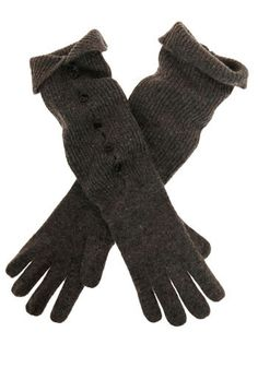 Lots of Glove for You in Grey