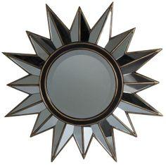 $120 Sunburst Mirror | eBay
