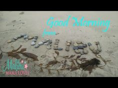 Good Morning From #Malibu Vlog 4 is live! Today we talk about sleep - what goes on while you are asleep and how to get enough of it! - MALIBU MAMA LOVES