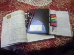 Creating a Spiritual Journal for Bible Study
