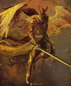 Character Inspiration, Character Art, Character Design, High Fantasy, Dark Fantasy Art, Medieval, Bear Art, Angels And Demons, The Grim