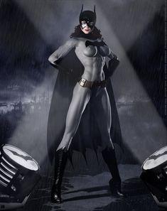 Batgirl by Paul Sutton
