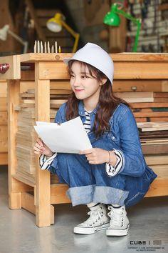 Kpop Girl Groups, Korean Girl Groups, Kpop Girls, Soyeon, Cute Girl Pic, Cube Entertainment, Queen, Korean Beauty, Neverland