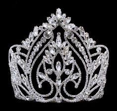 Rhinestone Jewelry, Crowns, Tiaras and more!