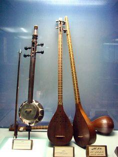 Iranian Music Instruments
