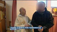Galdino Saquarema 1ª Página: Padre e degolado por seguidores do EI na França