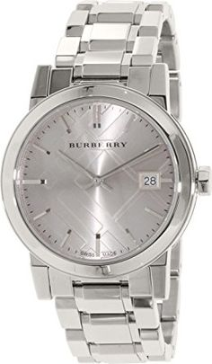 Burberry Women's BU9143 The City Stainless Steel Watch Review