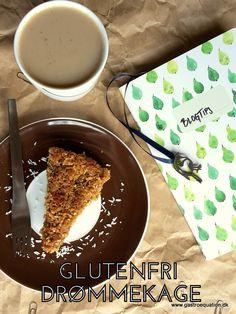 Jeg kender meget få der ikke nyder et godt stykke drømmekage. Her er mit bud på en low fodmap venlig drømmekage, som også er glutenfri.