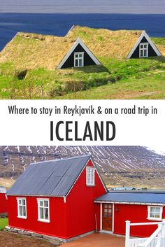 Best places to stay on a road trip in Iceland and the best price - quality hotels in Reykjavik