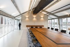 OC&C Strategy Consultants office by Fokkema & Partners, Rotterdam – Netherlands » Retail Design Blog