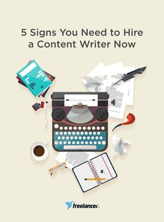 5 Signs You Need to Hire a Content Writer Now Business Tips, Online Business, Freelance Writing Jobs, Online Jobs, Startups, Entrepreneurship, Writer, Content, Signs