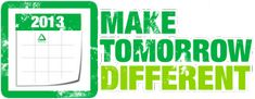 Groundwork has launched a UK-wide campaign to combat Groundhog Day syndrome by encouraging schools, businesses and local communities to work together to 'make tomorrow different', starting on 2 February - Groundwork Day.