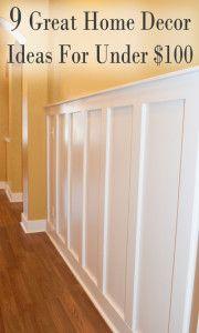 Bathroom Decorating Ideas Under 100 hallway bathroom remodel: before & after | diy bathroom remodel