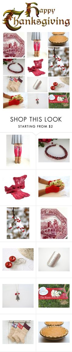 """""""Happy Thanksgiving"""" by jarmgirl ❤ liked on Polyvore featuring Spode"""