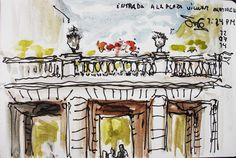 Plaça de Vicenç Martorell en El Raval | Barcelona, por Juan Carlos Figuera