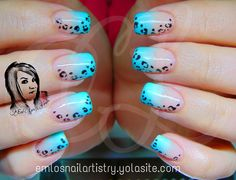 Spring Leopard - Nailpro