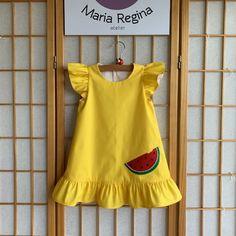 Kids Dress Wear, Dresses Kids Girl, Cute Girl Outfits, Toddler Girl Outfits, Kids Outfits, Baby Dress Design, Baby Girl Dress Patterns, Fashion Kids, Kids Dress Collection