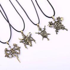 World of Warcraft Symbol Necklace