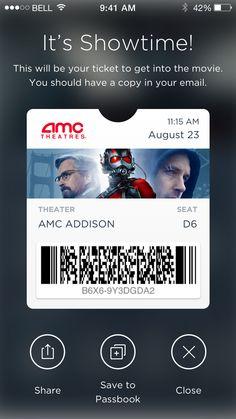 Mm ticket