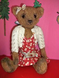 Elsa OOAK by By Tonni Bears   Bear Pile