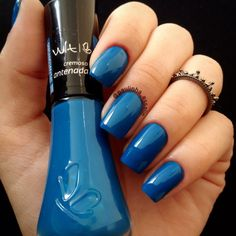 Have you discovered your nails lack of some modern nail art? Yes, recently, many girls personalize their nails with lovely … Beautiful Nail Art, Gorgeous Nails, Pretty Nails, Hair And Nails, My Nails, Sns Nails Colors, Manicure Y Pedicure, Stylish Nails, Fancy Nails