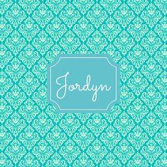 Cute monogram of my name ! !