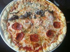 쿠버스그릴 스페셜 피자