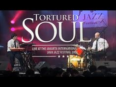 "▶ Tortured Soul ""Fall In Love"" Live at Java Jazz Festival 2006 - YouTube"