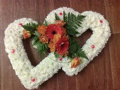 Sympathy Flowers | Carol the proprietor is a Specialist in Funeral Tributes