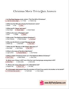 picture regarding Free Printable Black History Trivia Questions and Answers named 70 Simplest Xmas Trivia pictures inside 2019 Xmas trivia