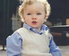 Two year old toddler boy birthday photos. babyGap seriously needs to hire this kid.