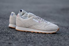 b1834a25adc Kendrick Lamar x Reebok Classic Leather. New TrainersClassic LeatherRunning  ShoesTrend ...