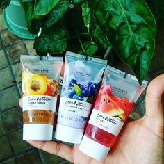 #oriflame #mask #scrub #cream