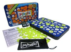 Pajaggle - (Ages 8+). Helpful reviews for the best family games for kids, teens…