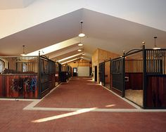 ABC Equestrian - Classic Equine Equipment stalls