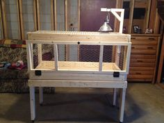 Chicken Brooders For Sale With My Hand Built 2 Story Chick Brooder Or Cat Entertainment System