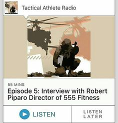 #THINGSPIPSAYS OHHHHH the things that come out of Pip's mouth.  @Regrann_App from @tacathleteradio -  Episode 5 with @555pip of @555fitness is up. You definitely want to give this a listen. Editing last night was awesome because I was able to listen to it a few times. It's freakin' hilarious  #strengthandconditioning #crossfit #training #wod #workout #gym #fit #fitfam #fitness #fitspo #olympicweightlifting #exercisescience #tactical #tacticaltraining #tacticalathleteradio #garagegym #veteran…
