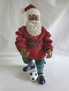 Image result for Of Santa, Soccer, and Savior