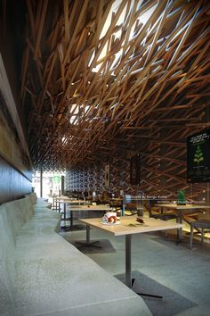 CGarchitect - Professional 3D Architectural Visualization User Community | Starbucks by Kengo Kuma Part 2