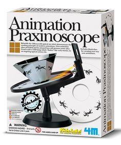 Look at this Animation Praxinoscope on #zulily today! 9.99