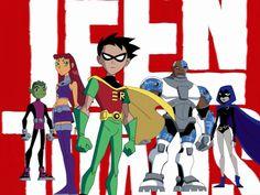 Teen Titans (Series) - Teen Titans Go! Wiki - Wikia