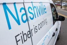 Comcast sues Nashville over law that helps Google Fiber