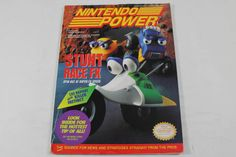 Nintendo Power Stunt Race Fx Volume 63