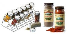 Sju Kryddblandningar till Grillat Cayenne Peppers, Spice Mixes, Celery, Spices, Salt, Lunch, Stuffed Peppers, Food, Spice Blends