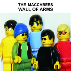 The Maccabees | Lego Form
